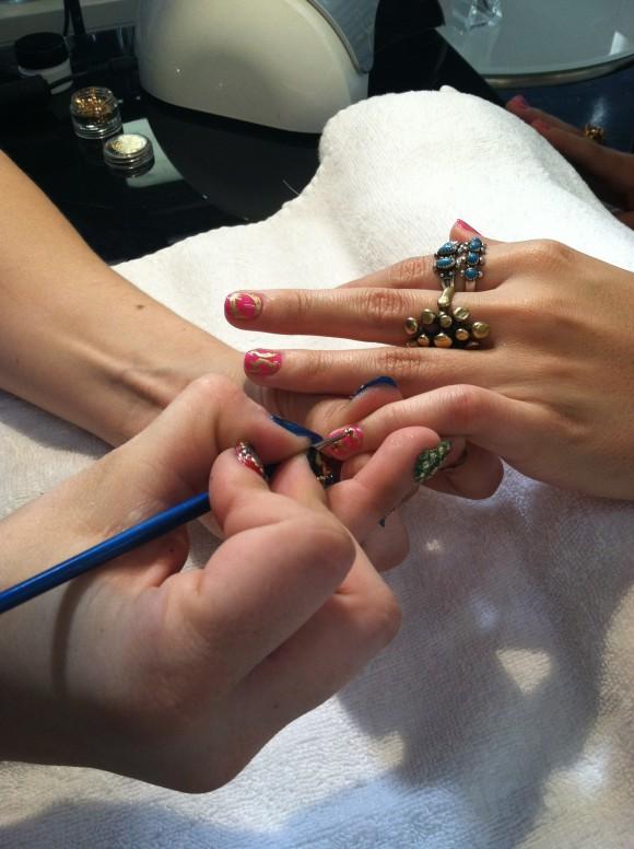 hey nice nails