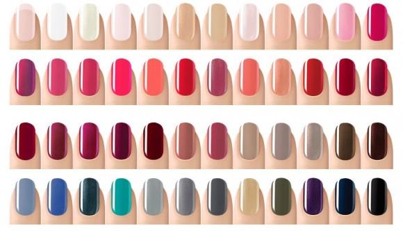 SensatioNail spring colors