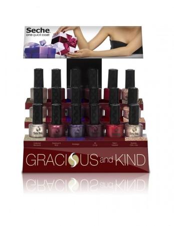 9 Seche gracious + kind