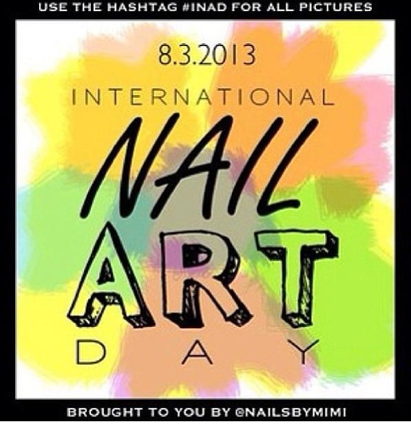 International Nail Art Day