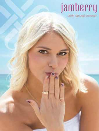 Jamberry SS'14 LB Cover