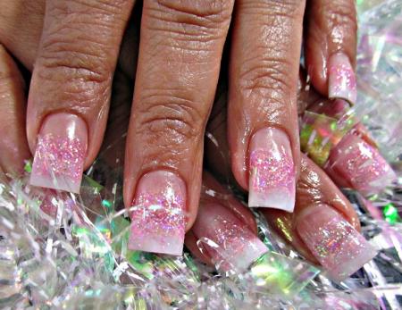 blingy-nails