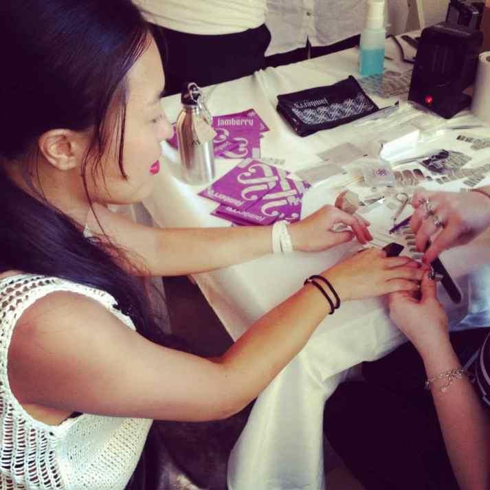 fashionweek2013 Ann Yee
