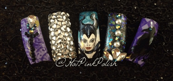 malificent-nails