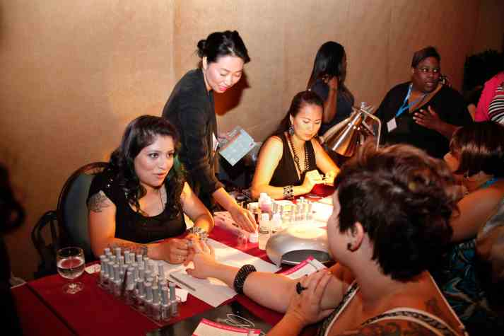 Nail Tech Social Premiere Orlando