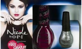 Nicole by OPI holiday