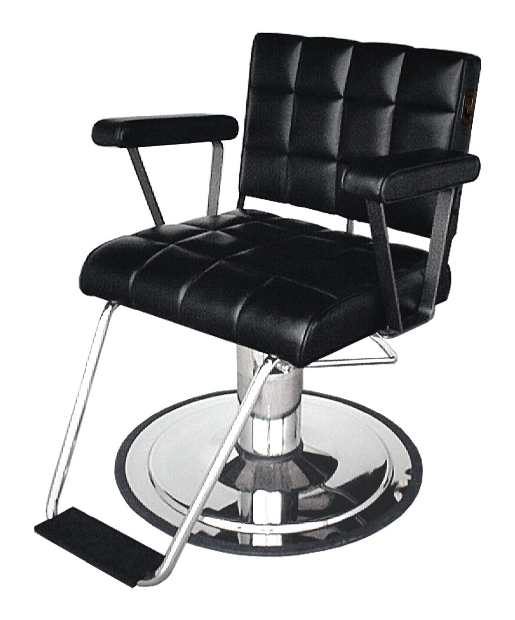 all purpose salon chair aluminum folding lawn chairs hackney with recline optional headrest