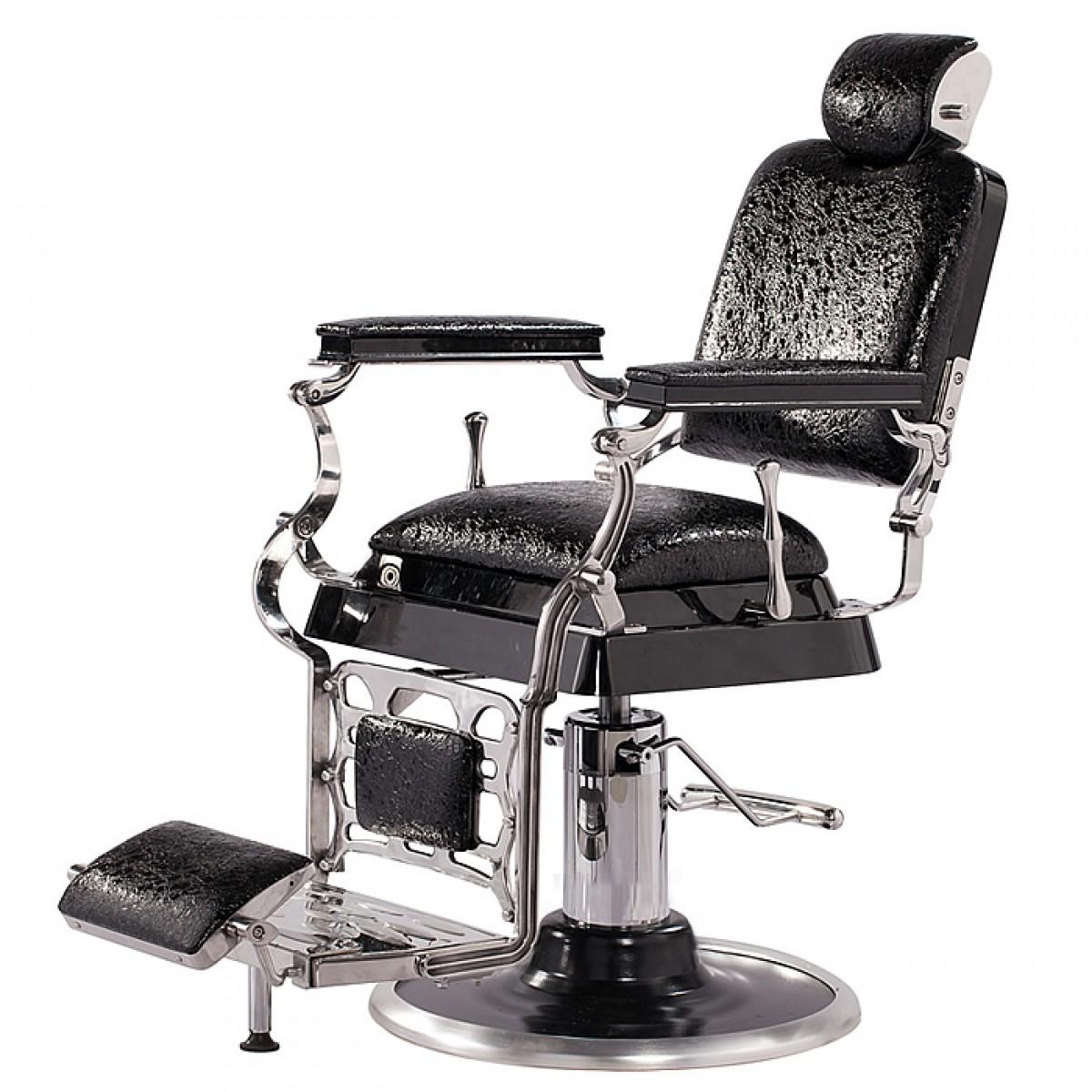 black white barber chair fairfield quotemperor quot antique matt salon