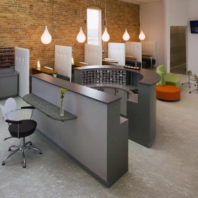 Color Bar Design X Mfg  Salon Equipment Salon Furniture