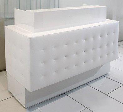 LOUNGE DESK Design X Mfg  Salon Equipment Salon