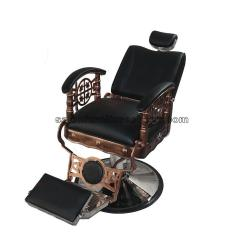 Chair Headrest Cover Swing Hammock Hair Salon Furniture Vintage Barber