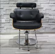 salon cutting hair stylist chairs