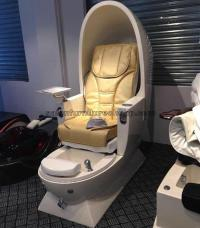 Egg Shaped Luxury Spa Pedicure Foot Massage Chair