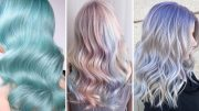 easter spring pastel hair ideas