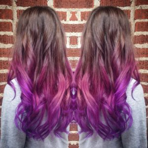 All About Mermaid Hair Color And Maintenance