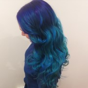 mermaid hair color