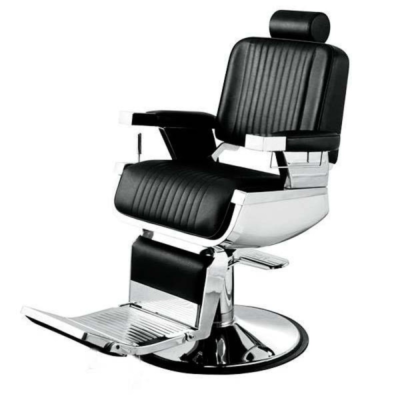 white barber chair uk big joe chairs at walmart for sale chicago