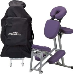 foldable portable massage chair
