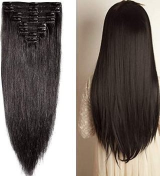 Clip in hair extension for sale
