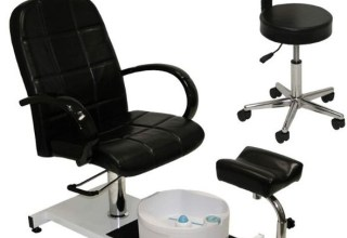 pedicure chair with massage