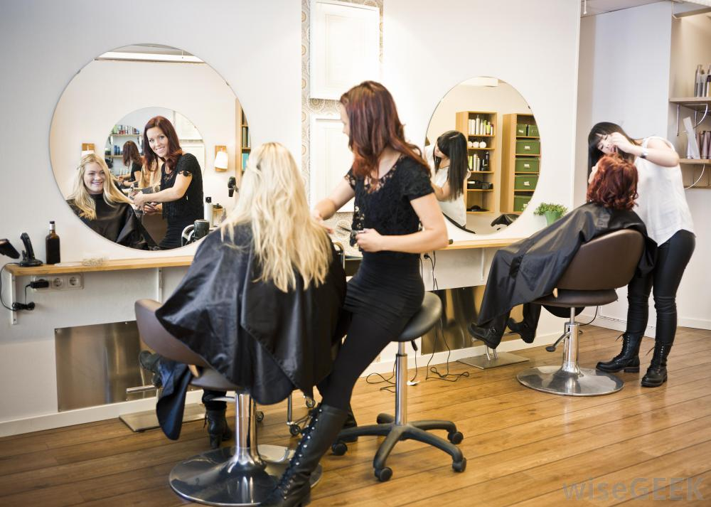 What Women are Looking for in a Hair Salon  Salon Price Lady