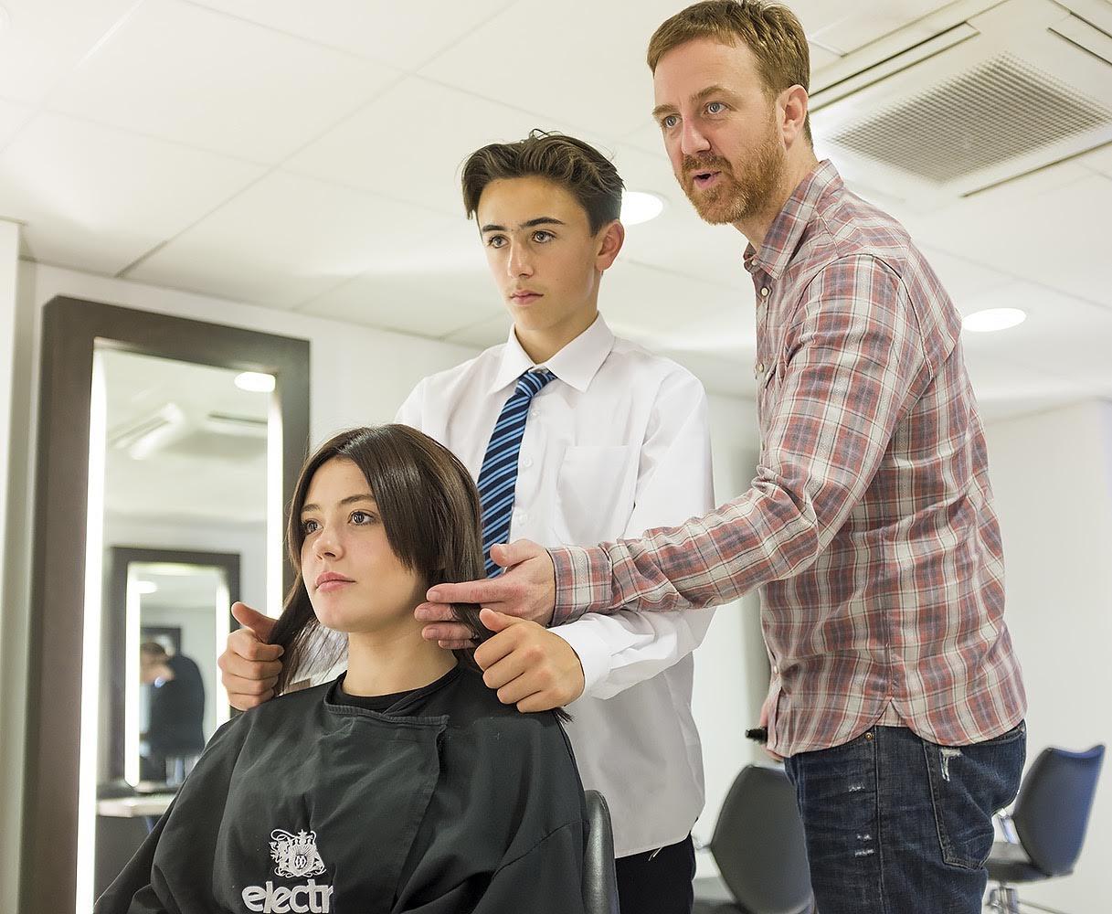 The Salon Apprentice
