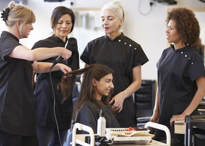 How To Ensure Your Salon Training Days Are Successful  Salons Direct