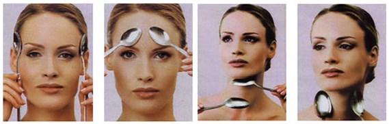 Teknik Urut Face Against Wrinkles