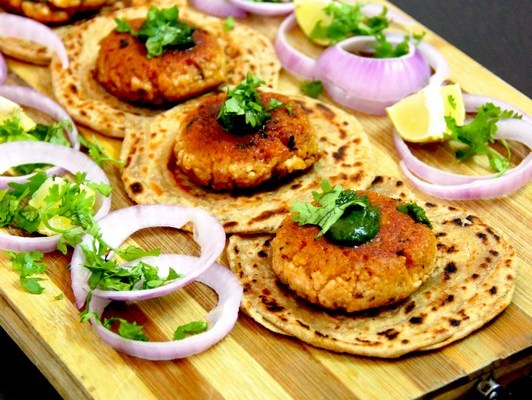Chandan ke Kebab/ Sandalwood Kebab Recipe