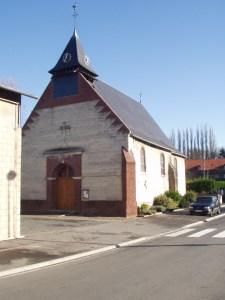 église de salouel