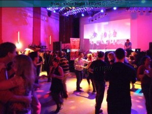 Scala Salsa Night in Leverkusen
