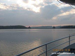 Salsaboot Möhnesee 2010