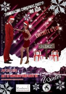 Salsa Weihnachtsparty im ADA 2014