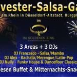 Salsa-Emocion Silvester Gala 2012