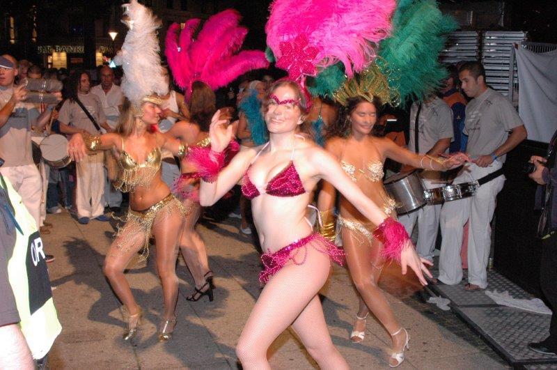 Samba Malmö Lisa