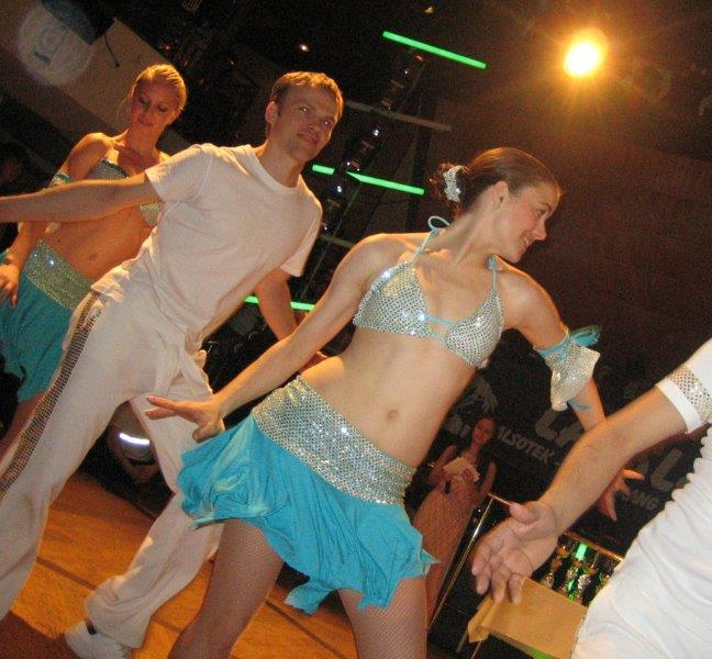 Salsa Stockholm Show