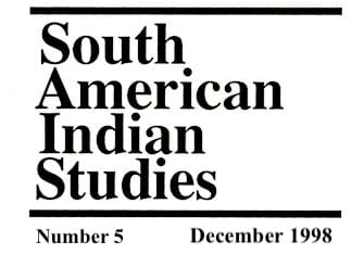 Unsettled Communities: Changing Perspectives on South American Indigenous Settlements