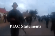 PIAC statements