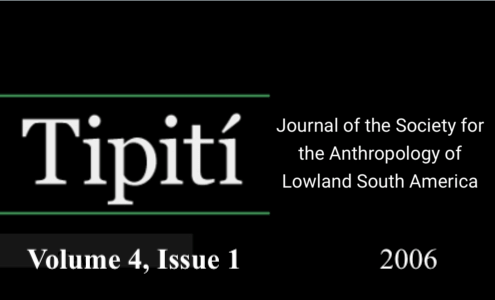 Special Issue in honor of Joanna Overing
