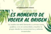 Orientaciones sobre Medicina Tradicional e Intercultural en el marco del Plan de Contingencia - Nasa, Colombia (3-29-20)