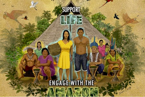 "Fundraising Campaign ""For the Health of Amazonian Indigenous Peoples"" (donations from outside of Colombia)"