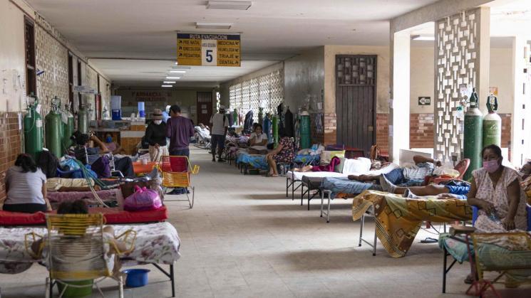 Coronavirus en Loreto: Reportes identifican nueve veces más muertes que cifras oficiales (5-14-20)