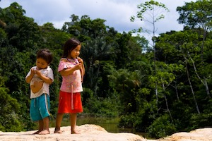 Fundraiser: The Matses vs. Coronavirus in Iquitos (5-11-20)
