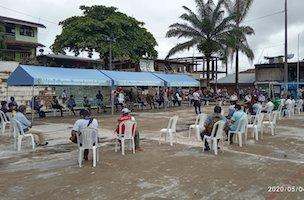 COVID-19: Se incrementan a 10 los contagios en población awajún de provincia fronteriza de Amazonas (5-7-20)