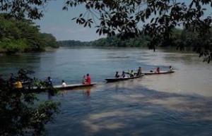 Derrame de crudo Amazonia