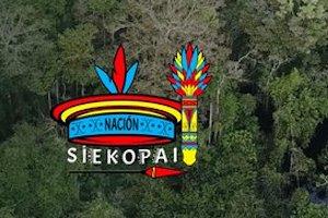 Nación Siekopai pide adjudicación de territorio para protegerse del COVID-19 (5-13-20)