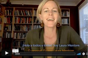 SALSA 2021 - Video announcement Laura Mentore