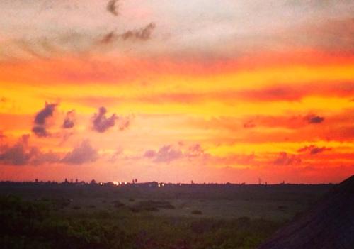 Sunset in Puerto Morelos