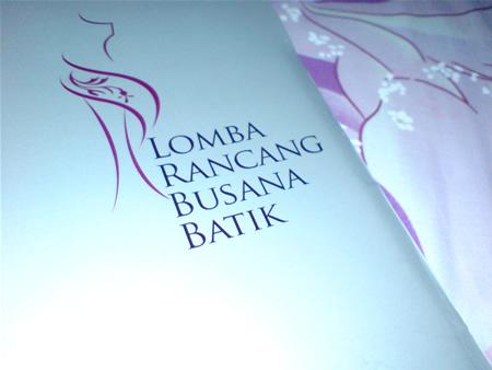 Lomba Rancang Busana Batik