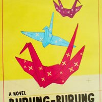 Ollie's New Novel: Burung-Burung Kertas